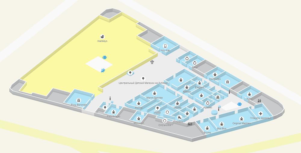 2ГИС показал карты 290 торговых центров 6e4a4247287